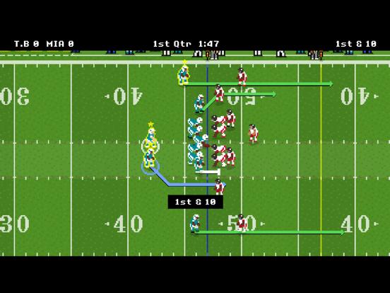 Retro Bowl screenshot 1