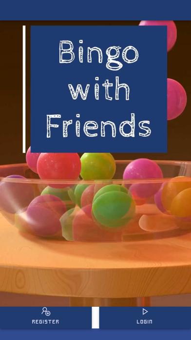 Bingo With Friends Same Room screenshot 1
