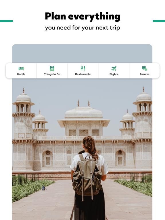 TripAdvisor Hotels Flights Restaurants screenshot