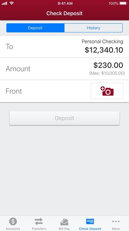 Affinity Federal Credit Union screenshot-7