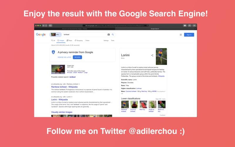 ImageSearch for Safari for Mac