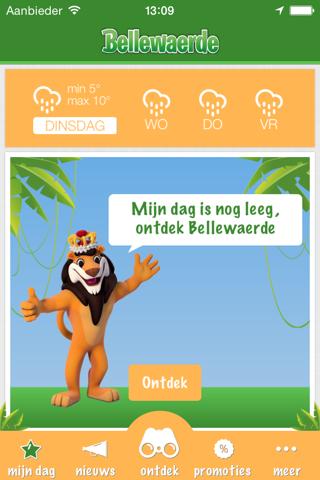 Bellewaerde - náhled