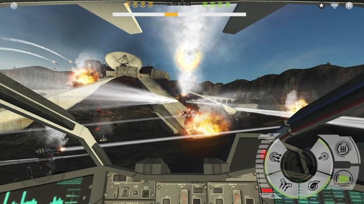 Mech Battle - Robots War Game screenshot-4