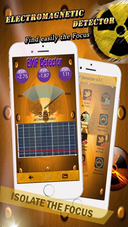 Electromagnetic Radiation EMF screenshot-3