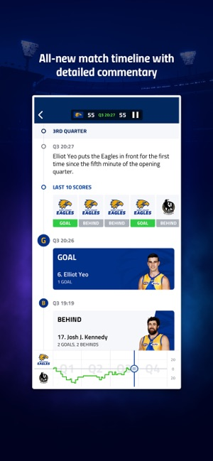 AFL Live Official App on the App Store
