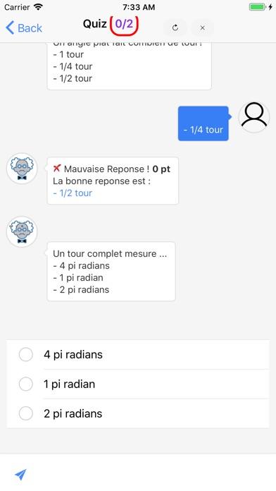Maths Seconde screenshot 3