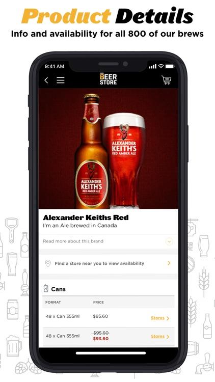 The Beer Store - Beer Xpress screenshot-3