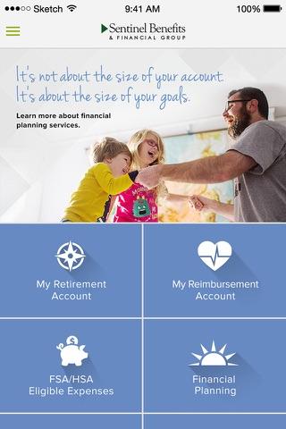 Sentinel Benefits - náhled