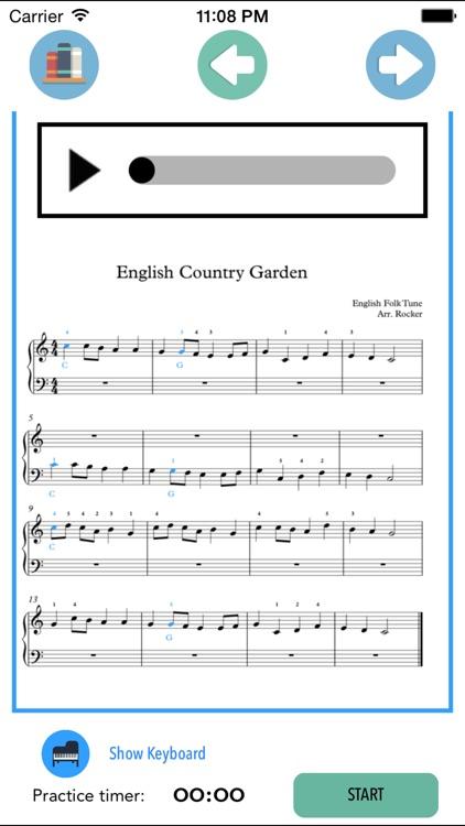 Piano Smart Grade 1 screenshot-4