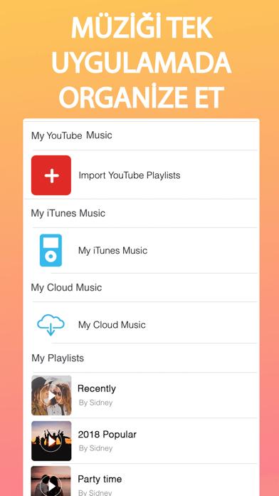 Screenshot for MP3 Müzik Çalar: MB3 in Turkey App Store