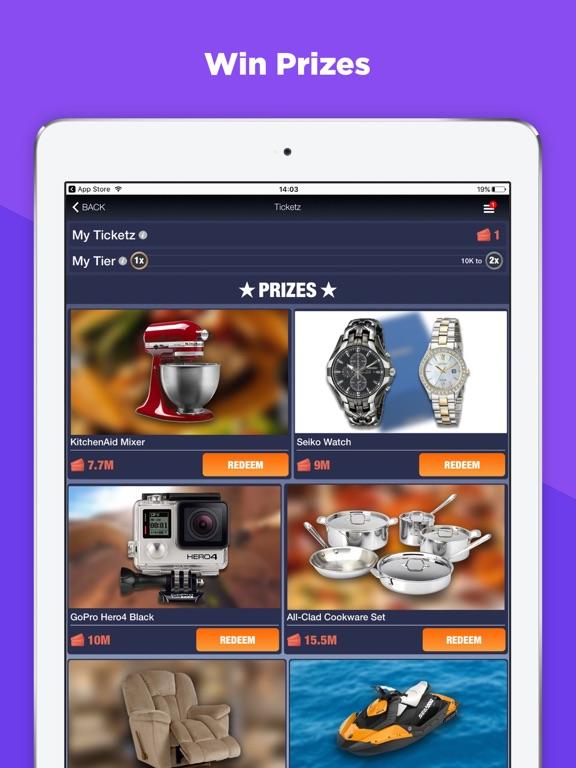 Quezztion Real Money Trivia screenshot