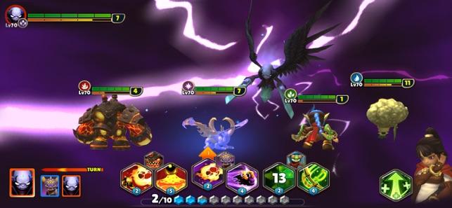 Skylanders™ Ring of Heroes on the App Store