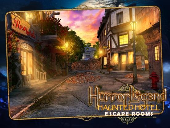 Horror legend - escape Hotelのおすすめ画像3