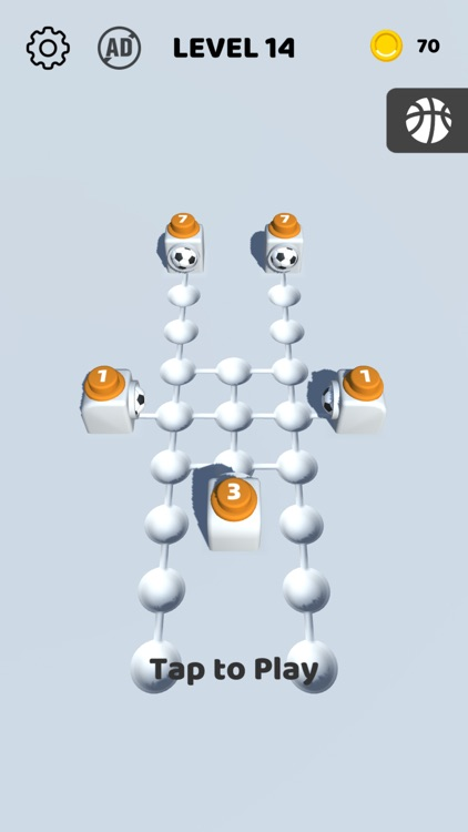Push Ball 3D - Puzzles of Ball screenshot-4