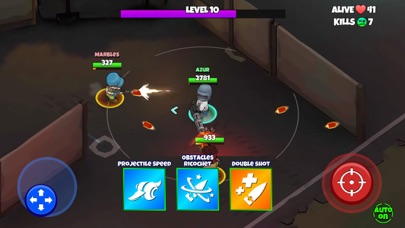 Warriors io screenshot 6