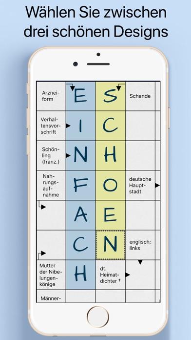 Kreuzworträtsel Kompakt screenshot 3