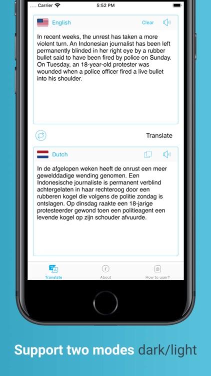 Translate Browser Pro 2020 screenshot-4