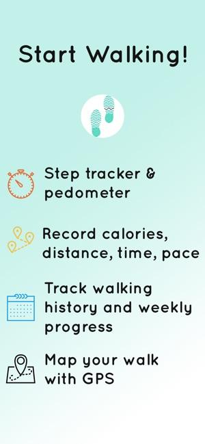 Walk Before You Run - Step It! Screenshot