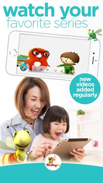 BabyTV Video: Kids TV & Songs screenshot-5
