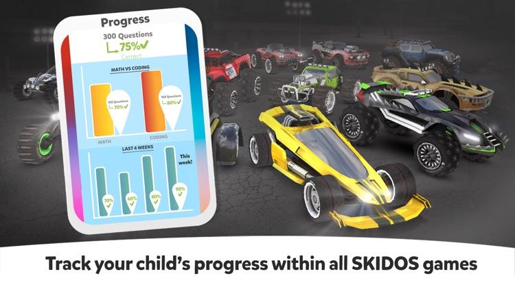 Cool Math Games: Kids Race Car screenshot-4