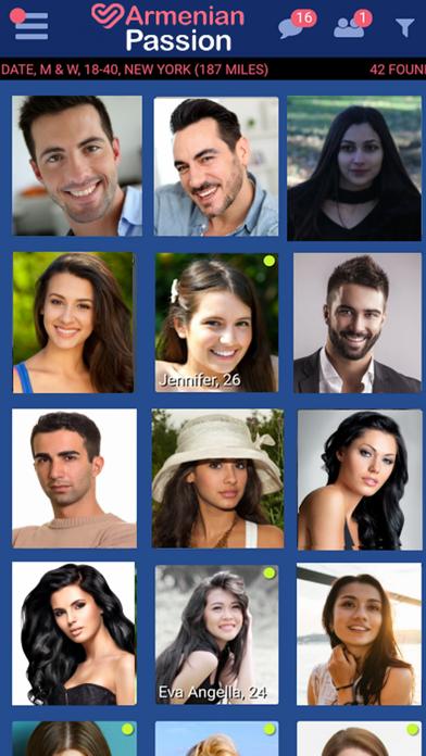 点击获取Armenian Passion - Dating Site