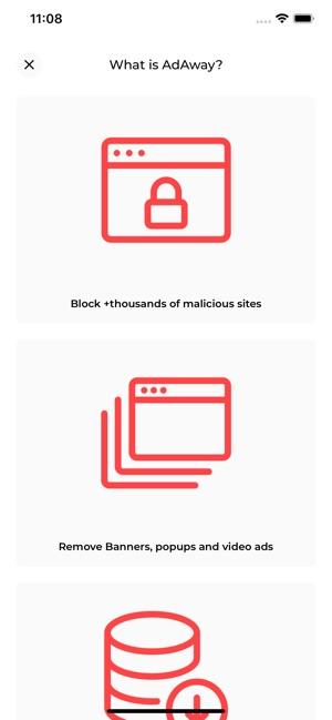 AdAway - Security & Ad Blocker on the App Store