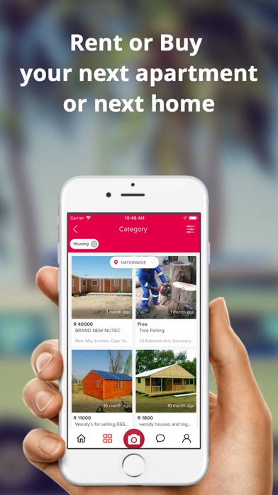 AfroMarket: Buy and Sell in SA   App Price Drops