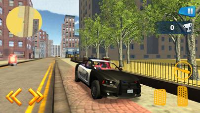 Police Car Simulator: Cop Dutyのおすすめ画像1