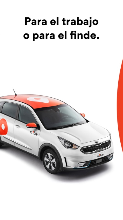 WiBLE – carsharing Madrid