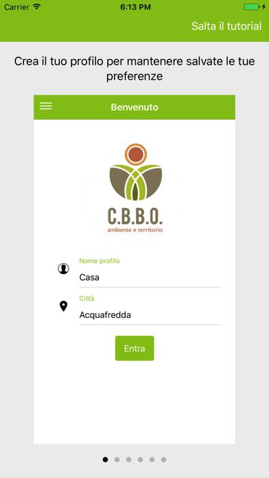 Télécharger C.B.B.O Ambiente e territorio pour iPhone sur l'App