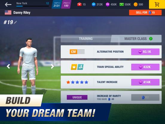 11x11: Football Manager screenshot 12