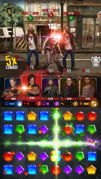 The Walking Dead: Outbreak screenshot-4