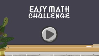Easy Math Challenge screenshot 1