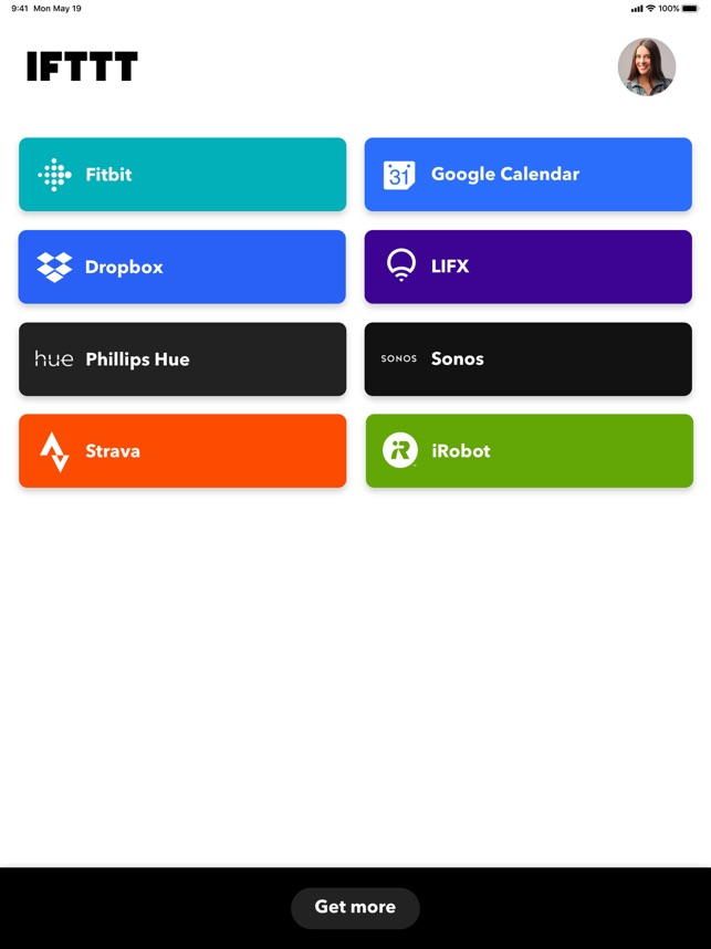IFTTT on the App Store