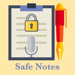 Safe Notes with Password