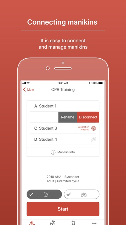 CPR add-on kit Instructor