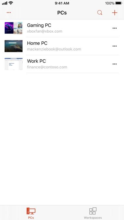 Remote Desktop Mobile