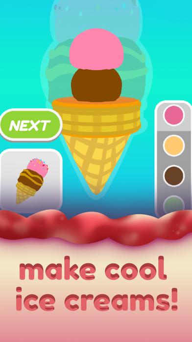 Ice Cream Time 3D screenshot 2