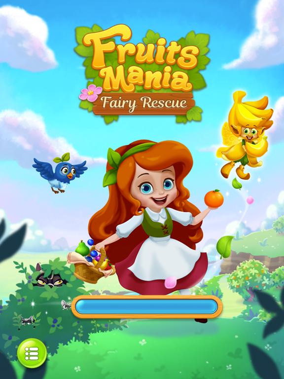 Fruits Mania : Fairy rescue screenshot 6