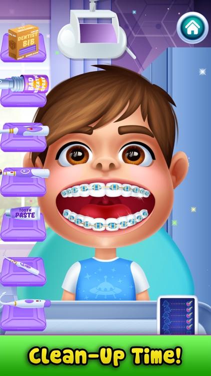 Dentist Care Games screenshot-6