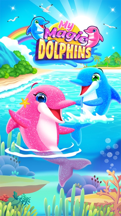 My Baby Twin Dolphins