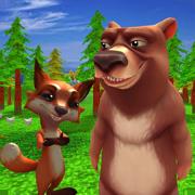 虚拟动物家庭游戏
