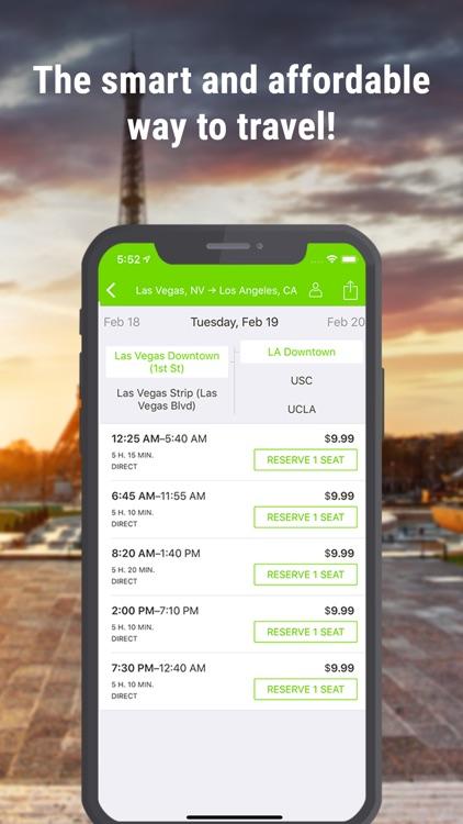FlixBus: Smart Bus Travel screenshot-3
