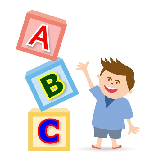 Funny English Alphabet for Kid
