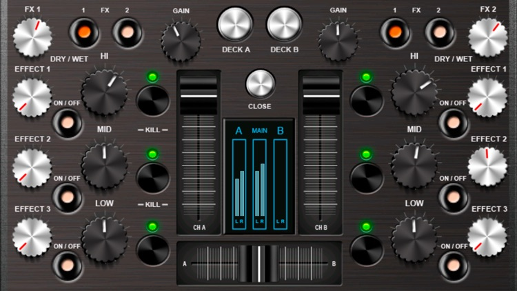 Midi DJ remote lite screenshot-1