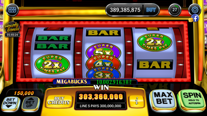 DoubleDown Classic Slots Screenshot on iOS