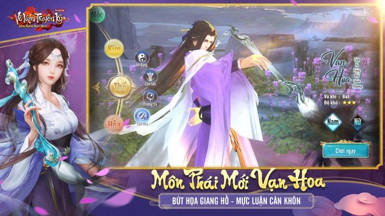 Võ Lâm Truyền Kỳ Mobile - VNG