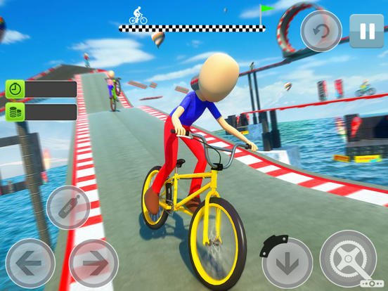 Freestyle DMBX Race screenshot 6