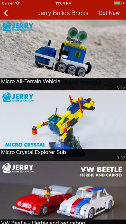 Mega Bricks: create cool toys screenshot-7