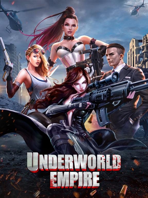 Underworld Empire iPad app afbeelding 1